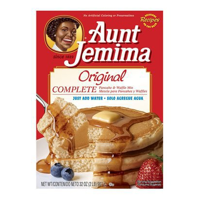 how to make perfect aunt jemima pancakes